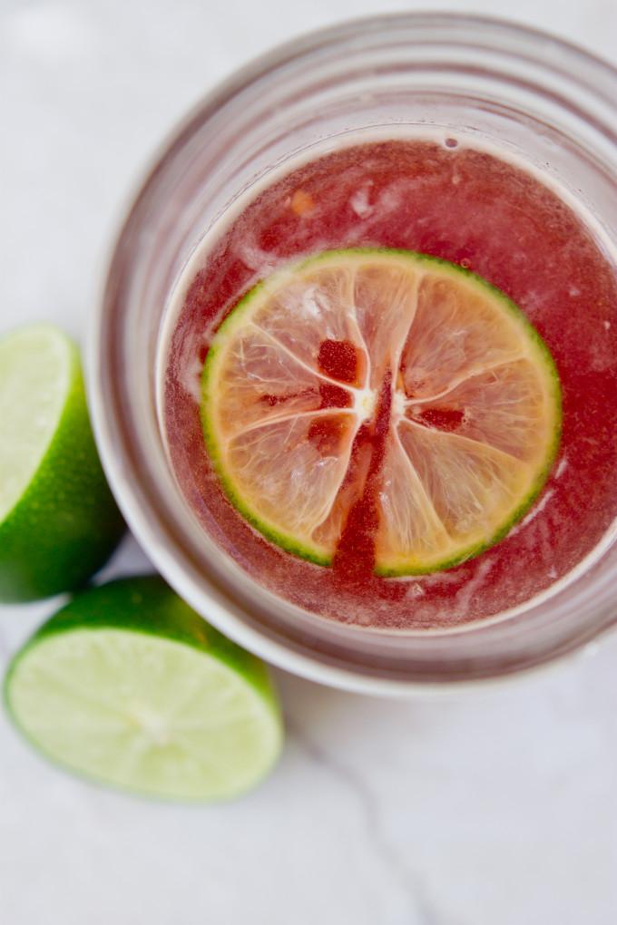 Tart Cherry Limeade