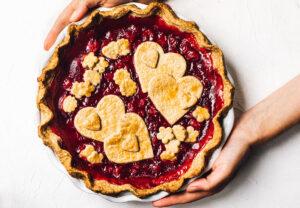 Gluten-Free Tart Cherry Pie