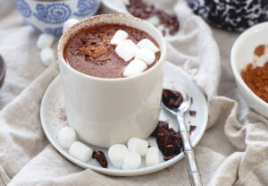 Tart Cherry Hot Chocolate Recipe