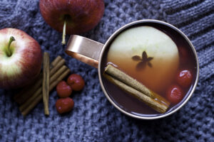 Mulled Tart Cherry Apple Cider Recipe