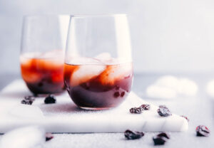Tart Cherry Daiquiri Mocktail